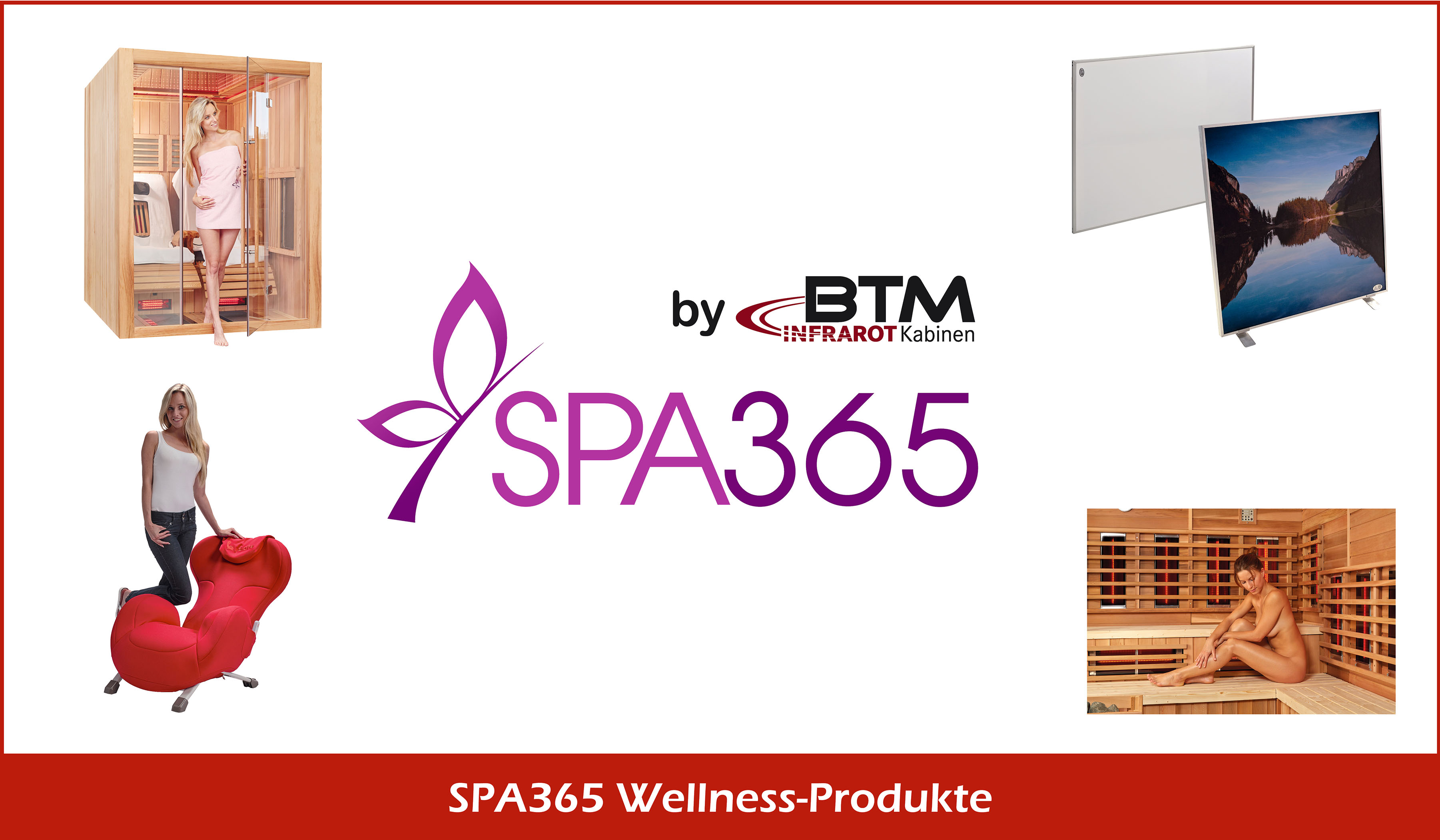 BTM SPA265 Wellness Produkte