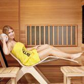 BTM Infrarotkabine Therapeutica Relax 1
