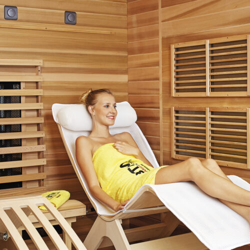 BTM Infrarotkabinen Therapeutica Relax 2 Bild 3