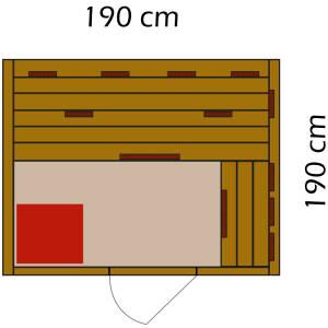 InfrarotSauna